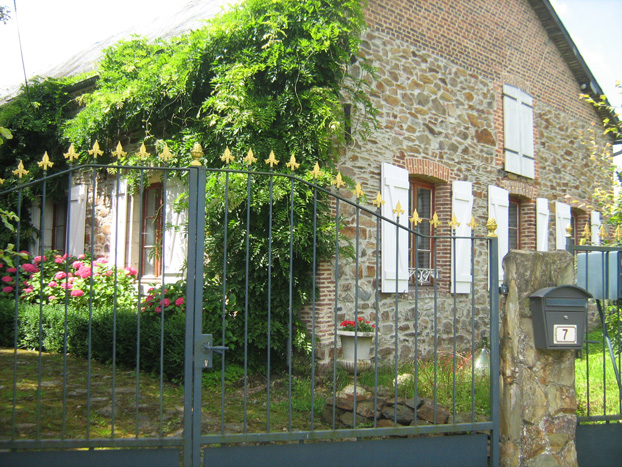 Vakantiehuis Franse Ardennen, Brognon, foto 2